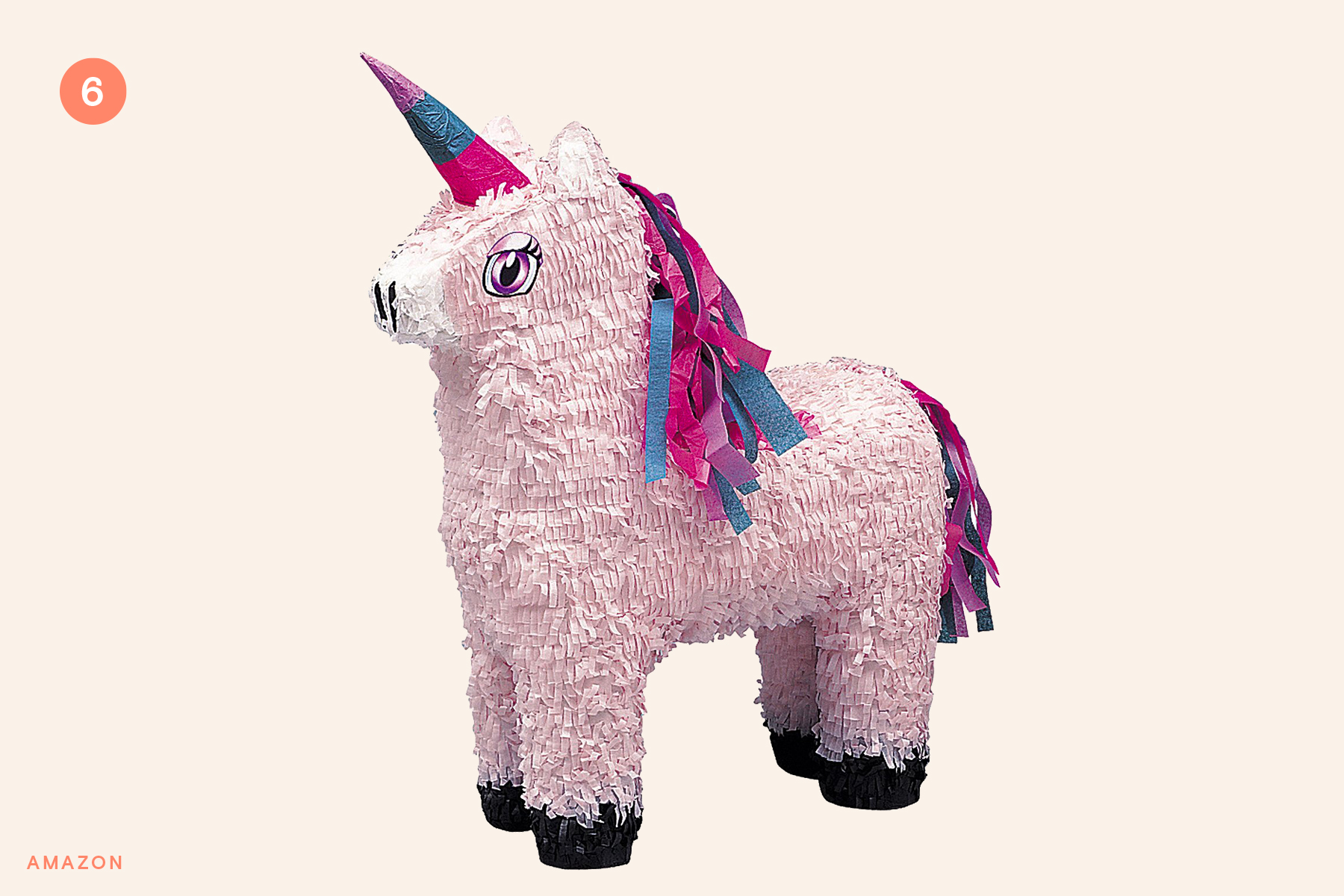 """63c474c6c8c Lucky — These cartoon inspired unicorns are perfect for kids who are more  """"My Little Pony"""" than """"My Friend Flicka."""""""