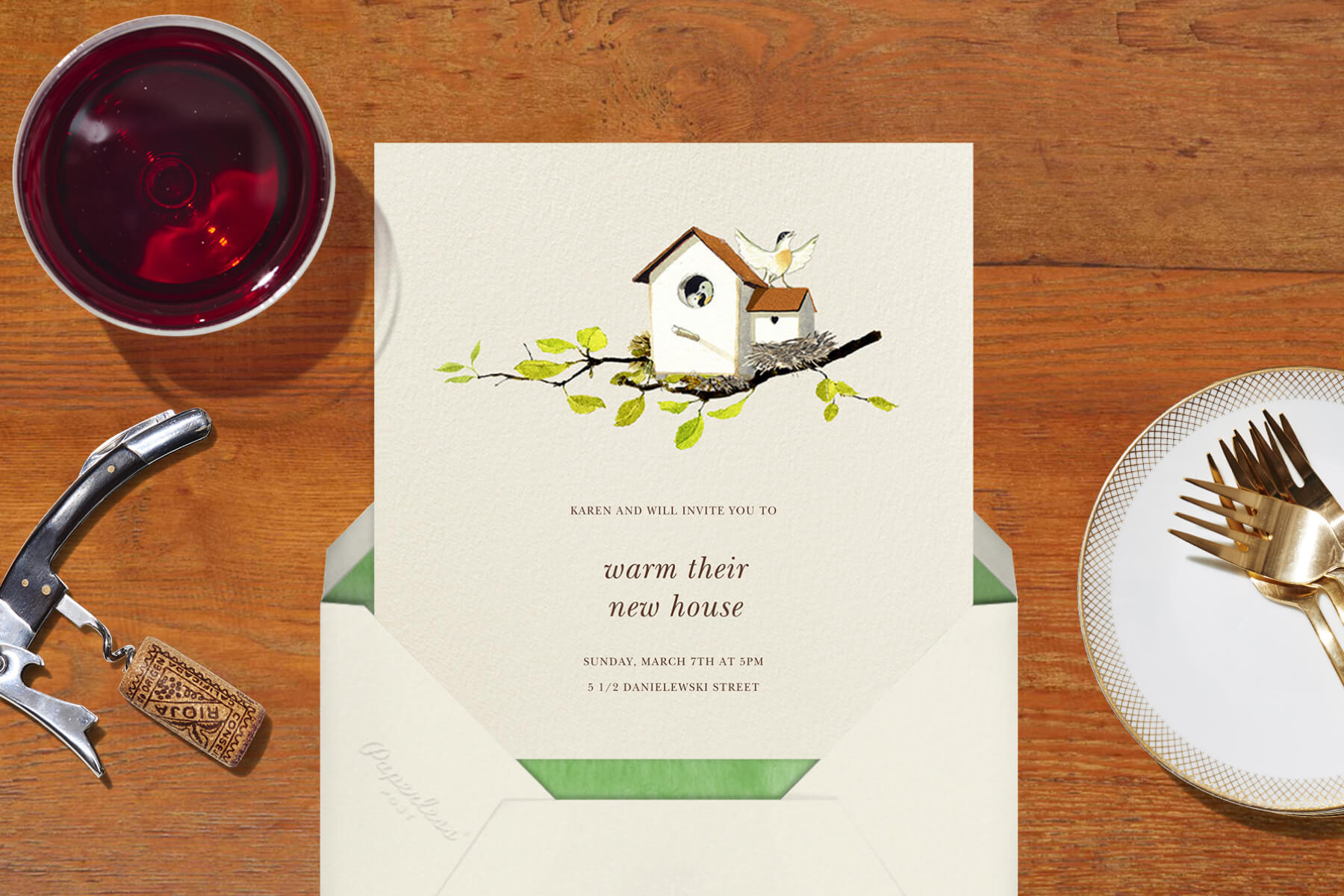 Invitation ideas and hosting tips for the perfect housewarming party