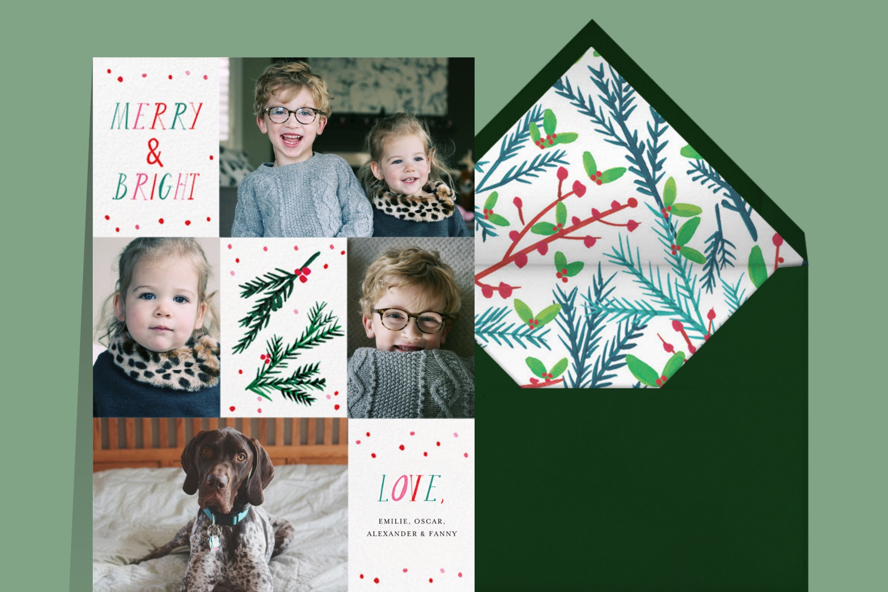 50 Holiday Card Ideas To Warm The Season Paperless Post