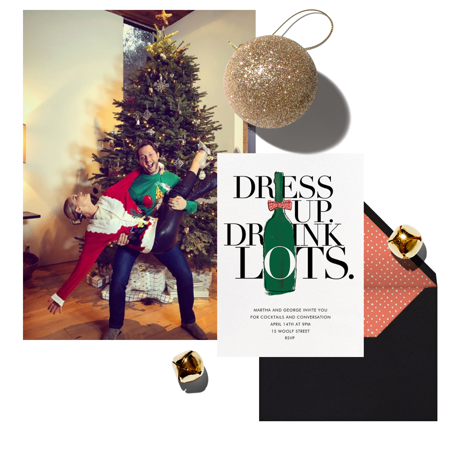 Derek Blasberg on holiday house parties