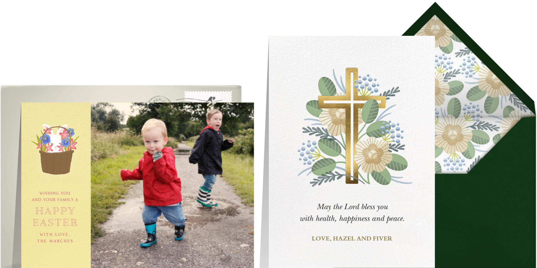 Religious Easter Card Messages