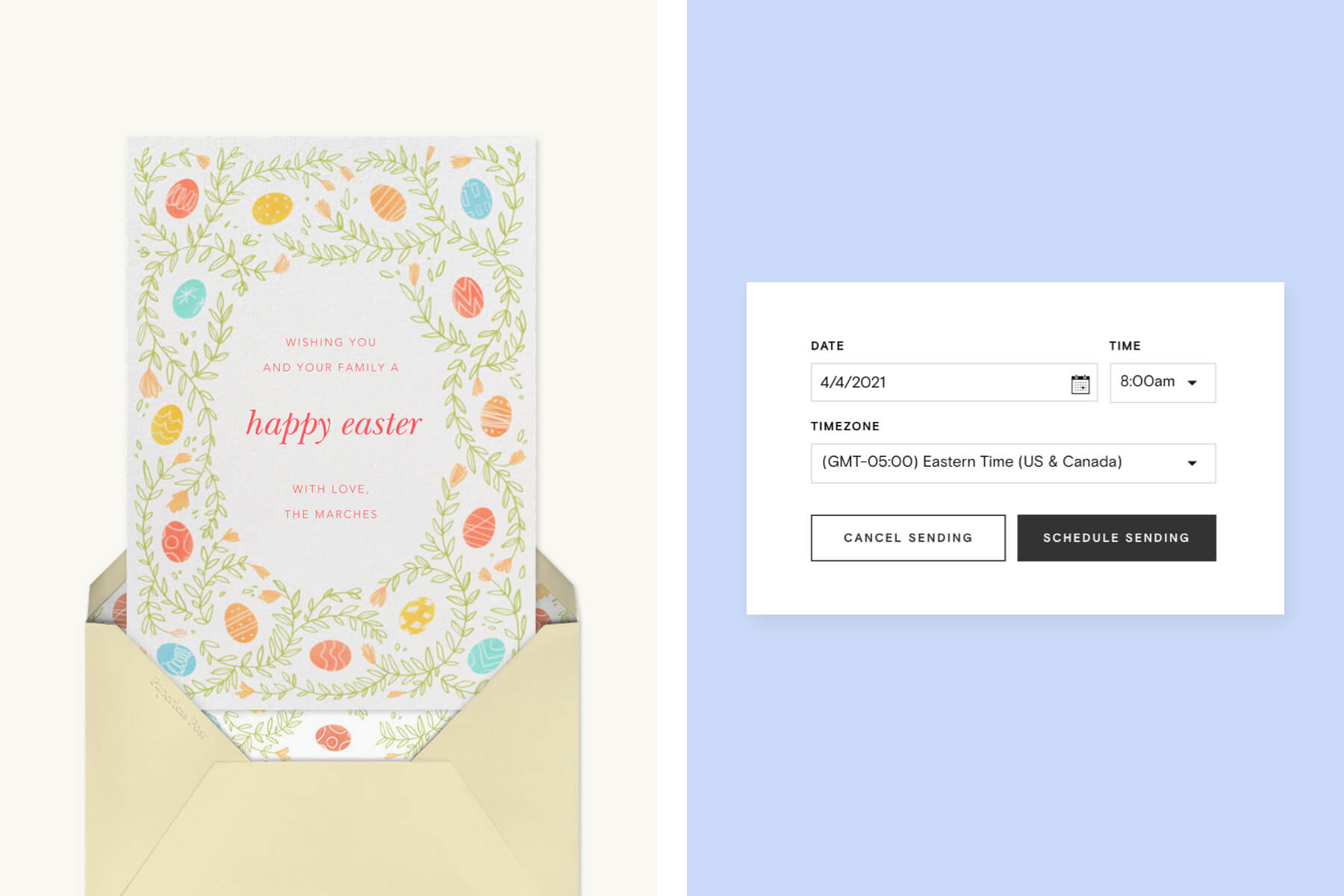 Easter Card Messages & Saying