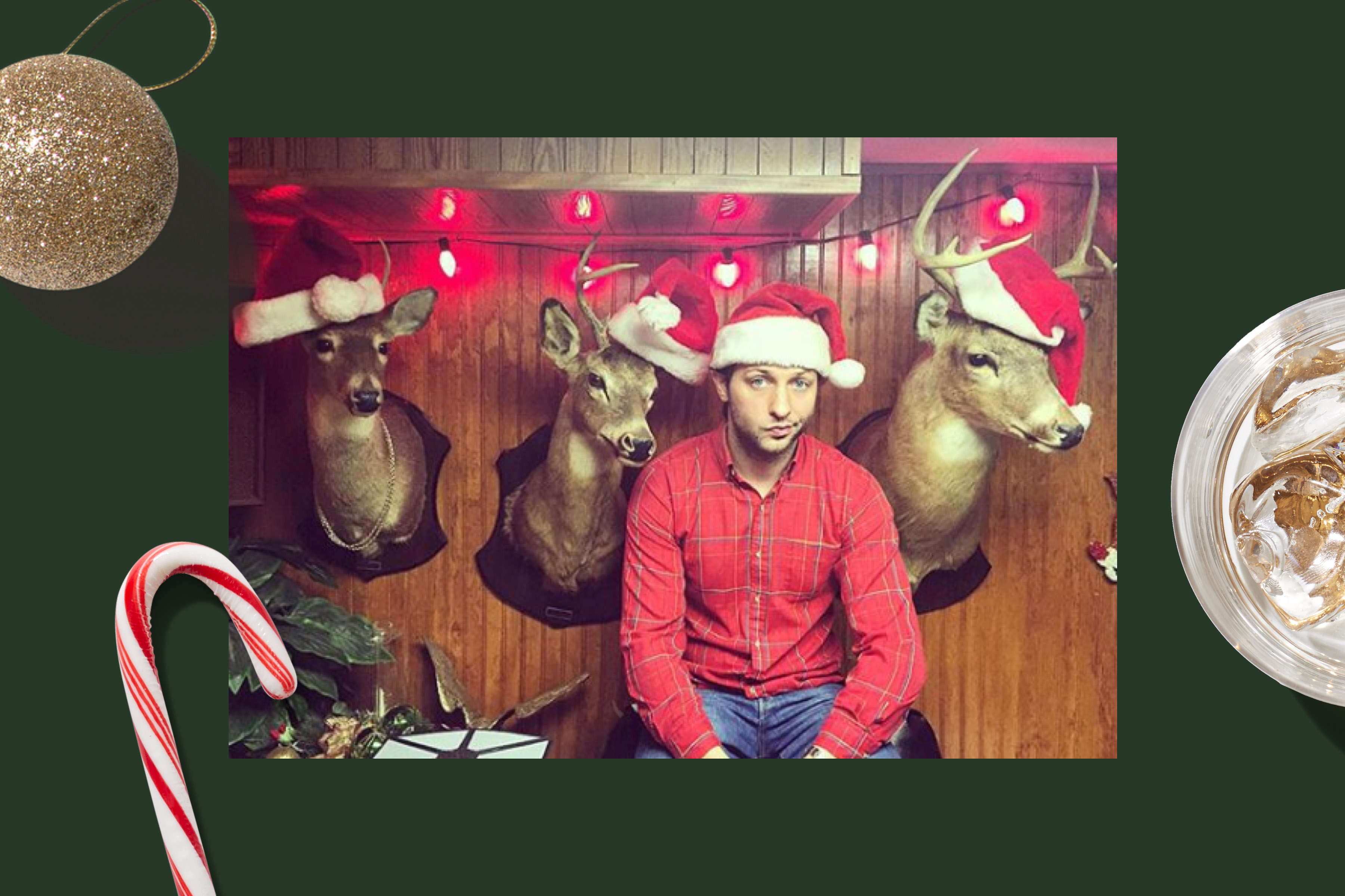 Tips on being the best holiday party guest ever with Derek Blasberg