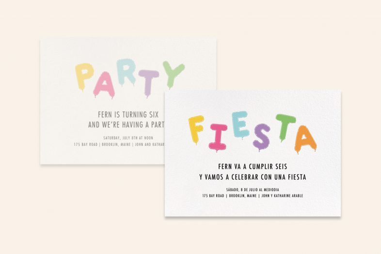 Custom Invitations And Design Help From Our Personal Services