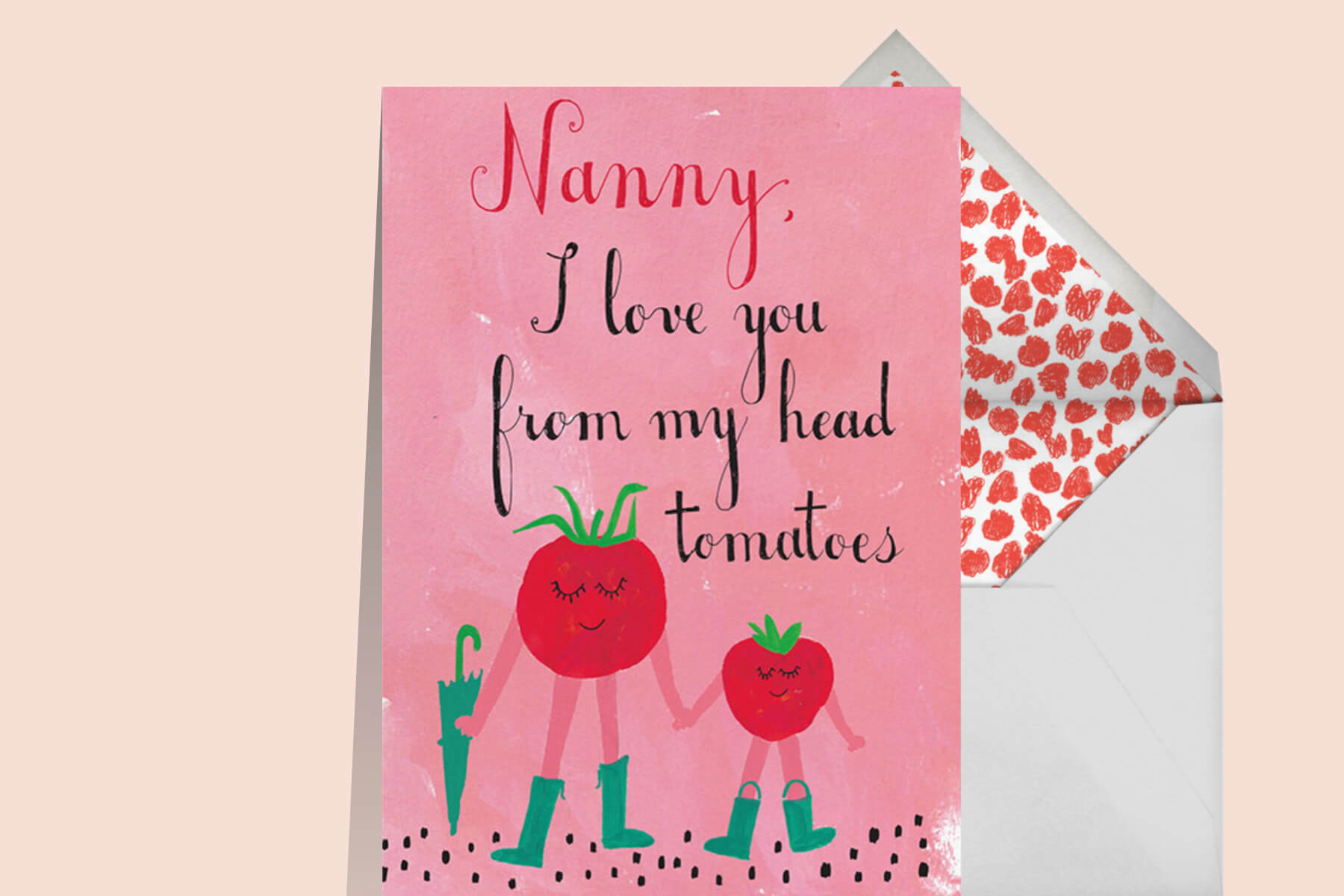 Nanny Happy Mother's Day Card
