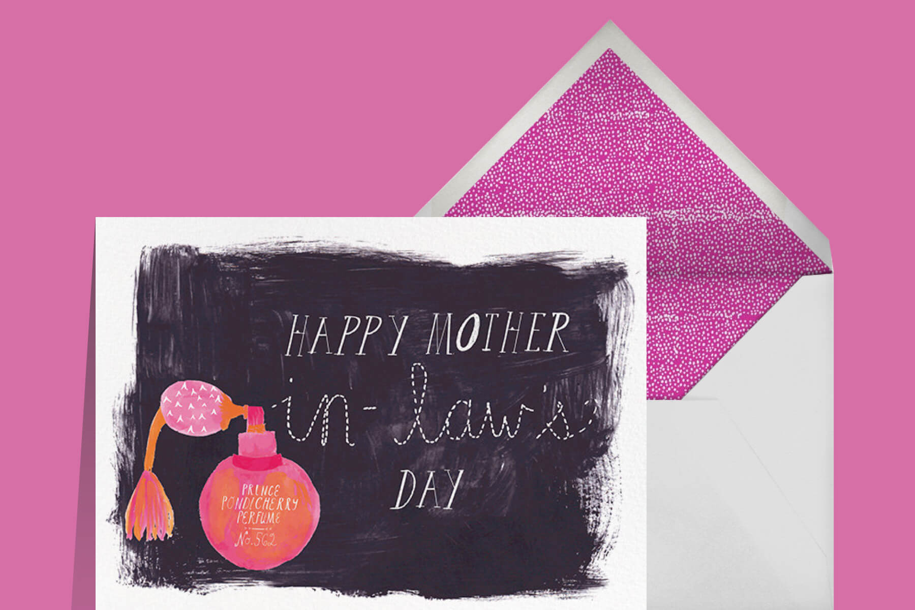 Happy Mother-in-Law's Day Card