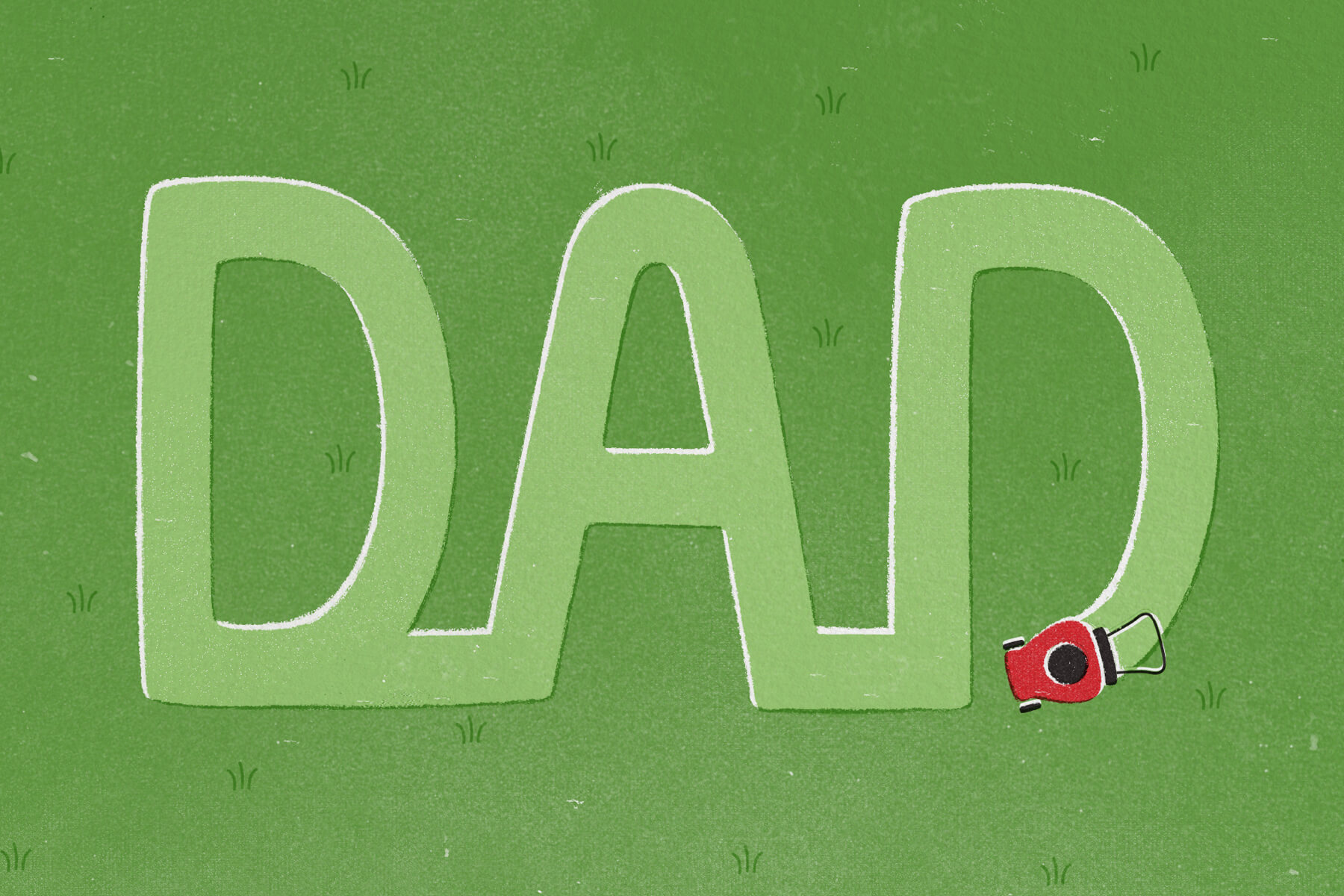Funny Humorous Top of The Pops Fathers Day Greetings Card