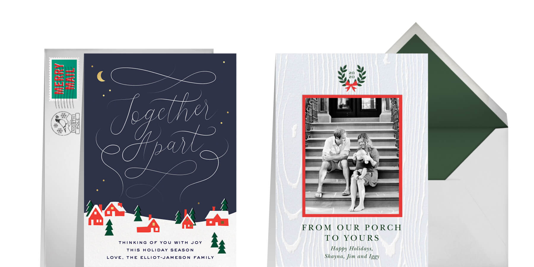 What To Write In A Christmas Card Paperless Post