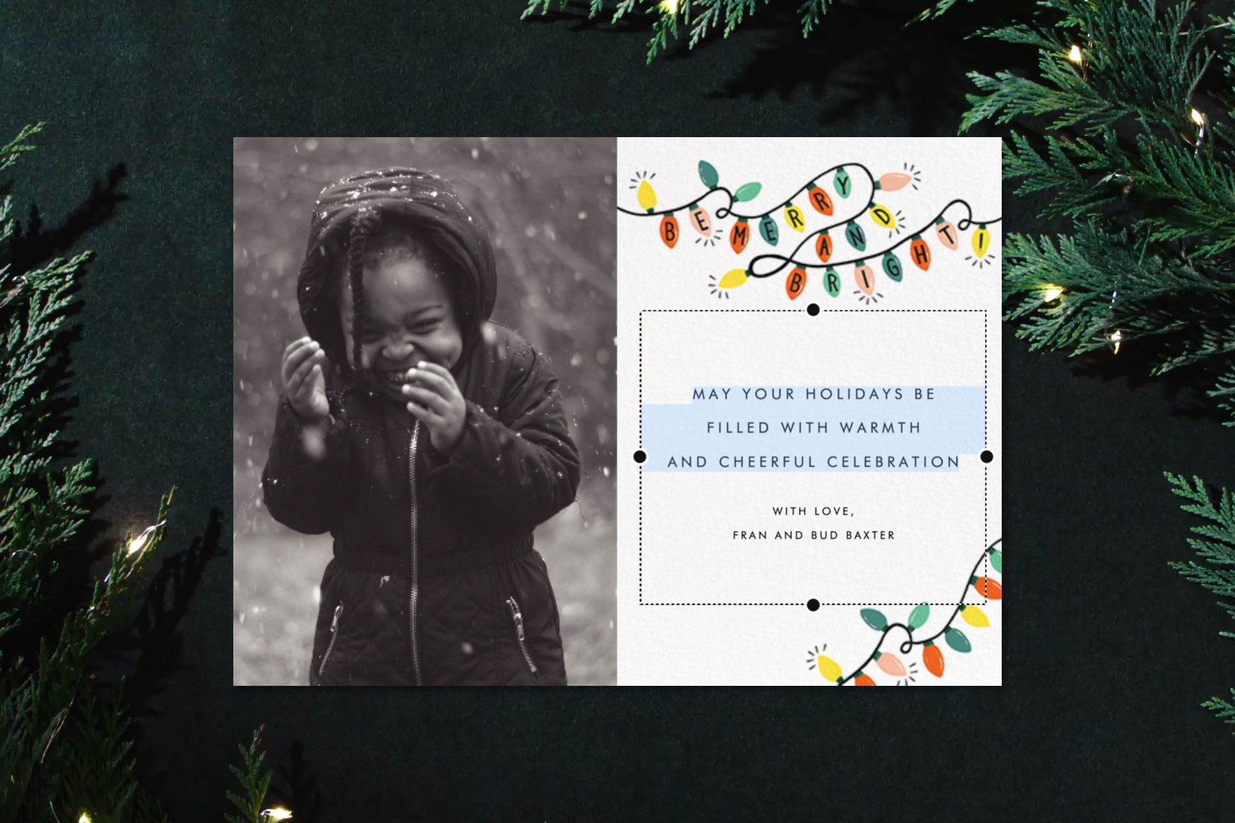 101 holiday messages and wishes to write in your holiday cards