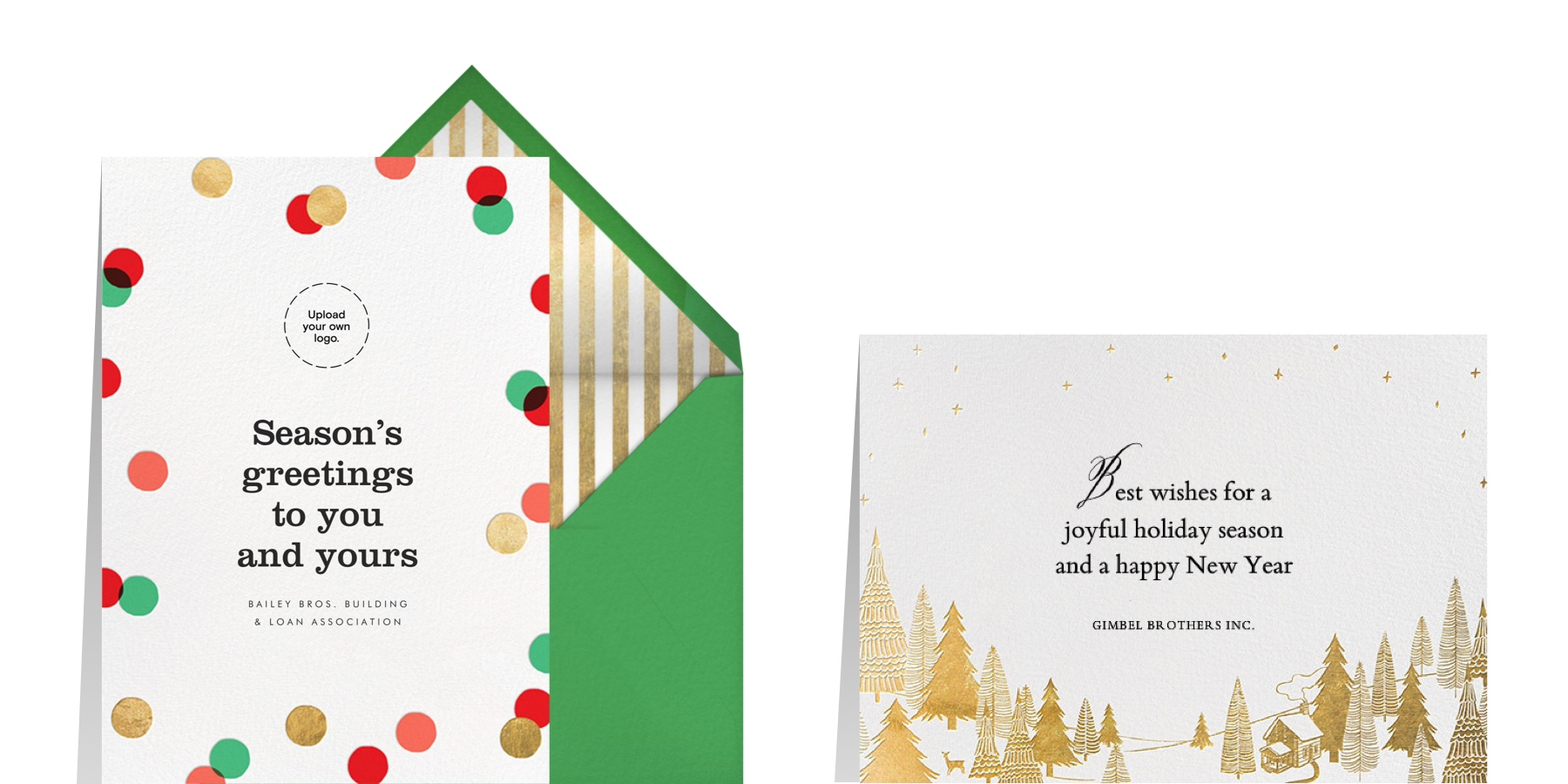 3 holiday messages and wishes to write in your holiday cards