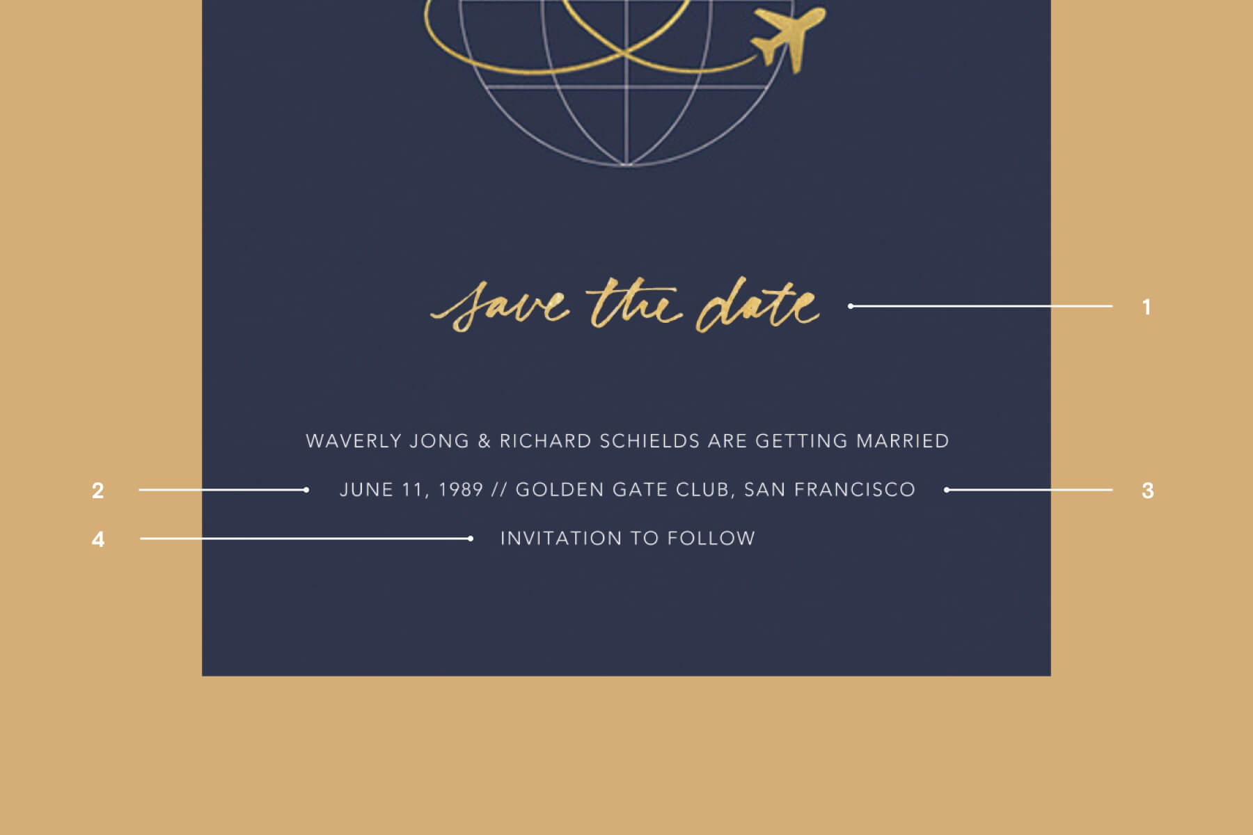 When To Send Save The Dates (and How To Write Them